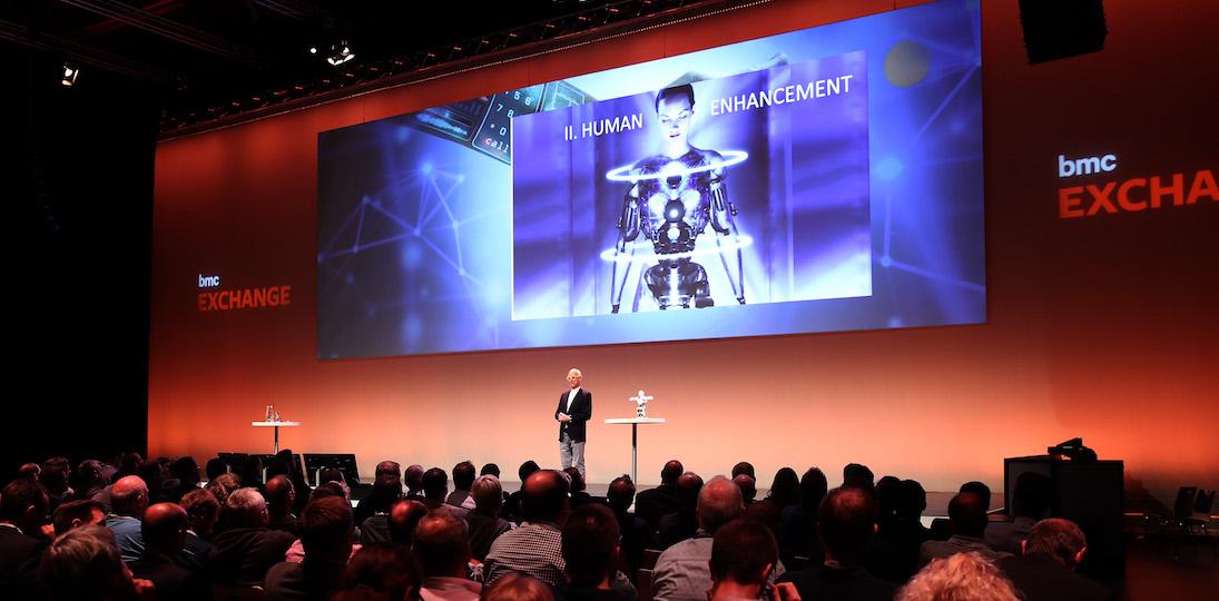 Redner für Digitalisierung