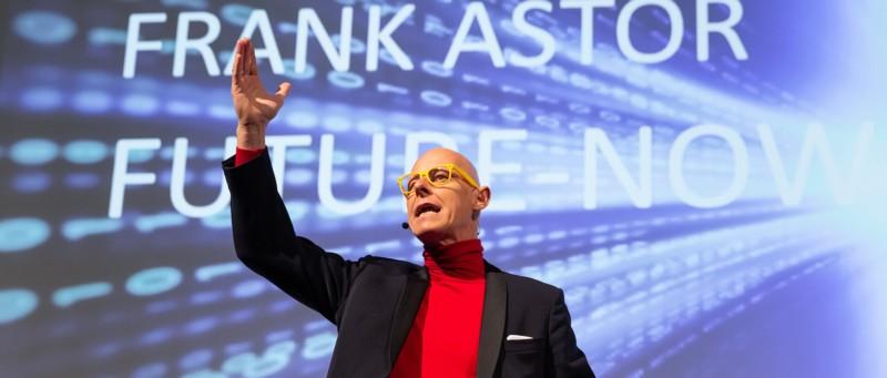 Keynote Speaker und Redner für Digitalisierung Frank Astor